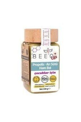 BEE'O Bee'o Up Propolis Arı Sütlü Ham Bal Çocuklar Için 190 Gr