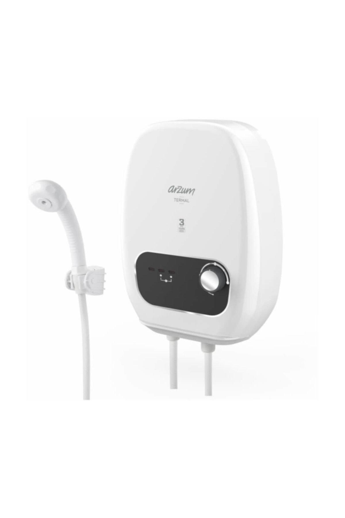 Arzum AR064 Termal Beyaz Elektrikli Şofben 2
