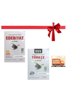 Limit Yayınları Limit Tyt Türkçe Ayt Edebiyat El Kitabı Seti