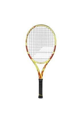 "BABOLAT Pure Aero Jr26"" Roland Garros Çocuk Tenis Raketi"