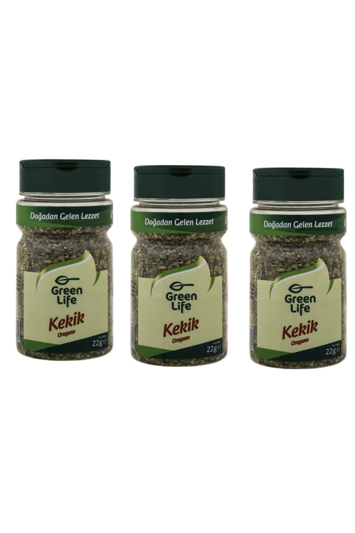 Green Life Kekik - 22 Gr - Pet (3 Adet) 1