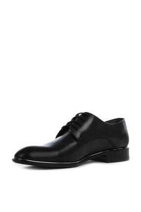 TAMBOĞA AYAKKABI Erkek Siyah Damatlık Klasik Ayakkabı