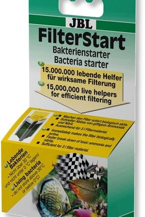JBL Filterstart 10 Ml Filtre Bakteri Başlatıcı