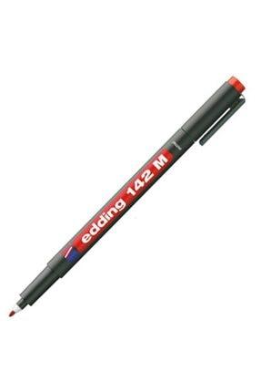 Edding Eddıng Asetat Kalemi E-142m Kırmızı