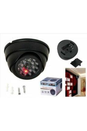 Gift Home Sahte Caydırıcı Kamera Ledli 360 Dome Oynar Başlıklı Güvenlik