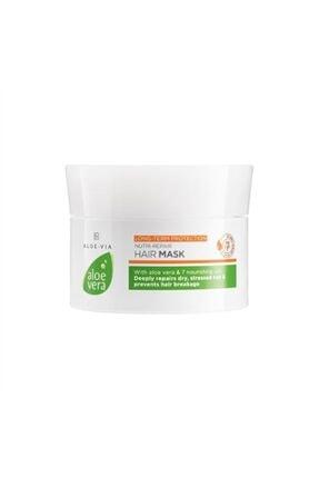 LR Aloe Vera Besleyici Onarıcı Saç Maskesi (20730)