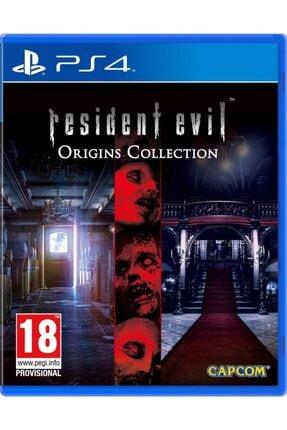 CAPCOM Ps4 Resident Evil Orıgıns Collectıon - Orjinal Oyun - Sıfır Jelatin