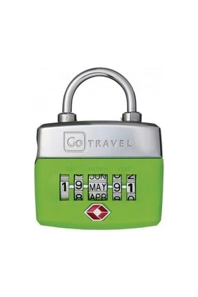 Go Travel Birthday Şifreli Bagaj Kilidi 355