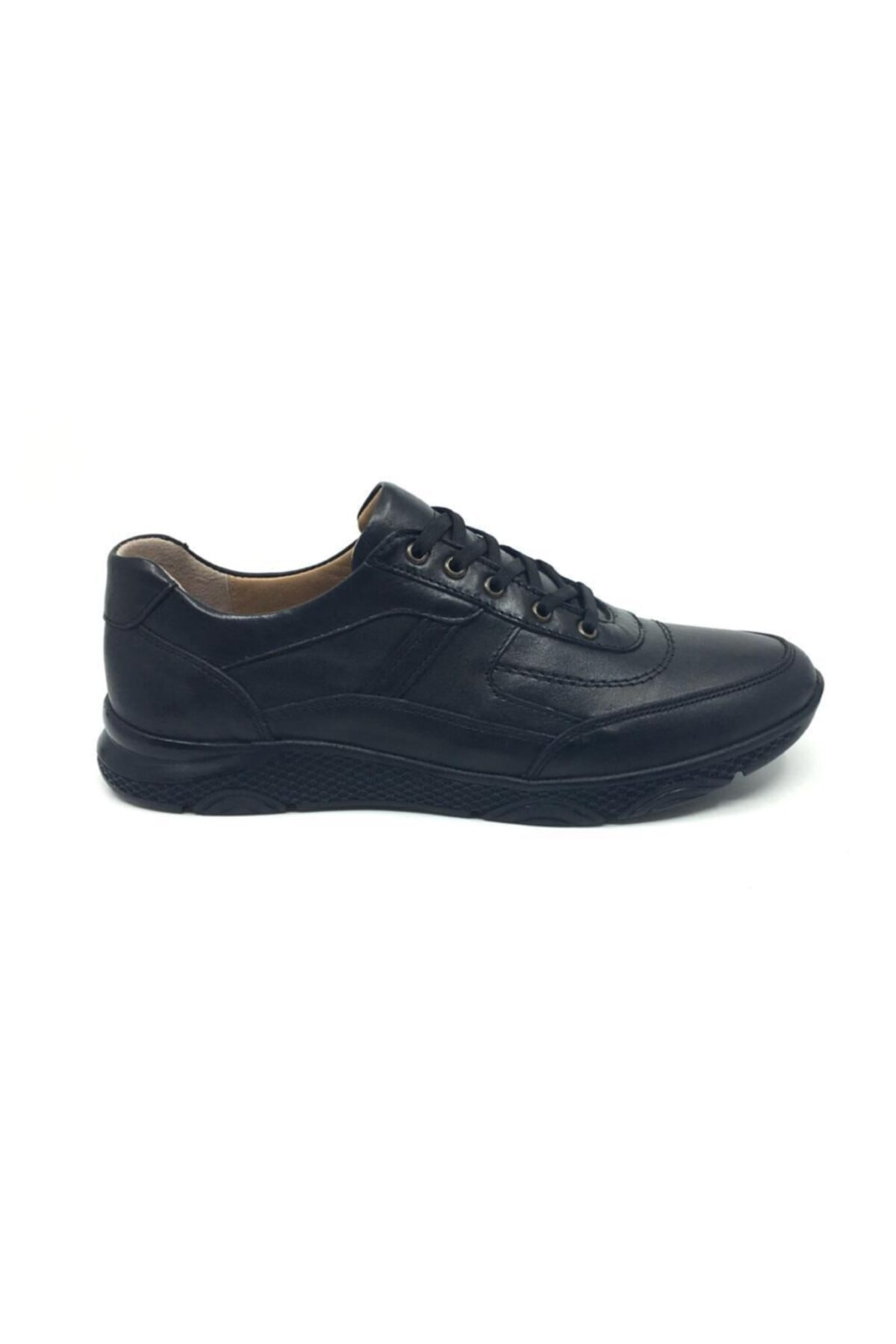 Taşpınar Erkek Siyah Hakiki Deri Klasik Ayakkabı 2