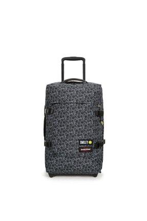 Eastpak Tranverz S Smiley Mini Valiz Seyehat Çantası