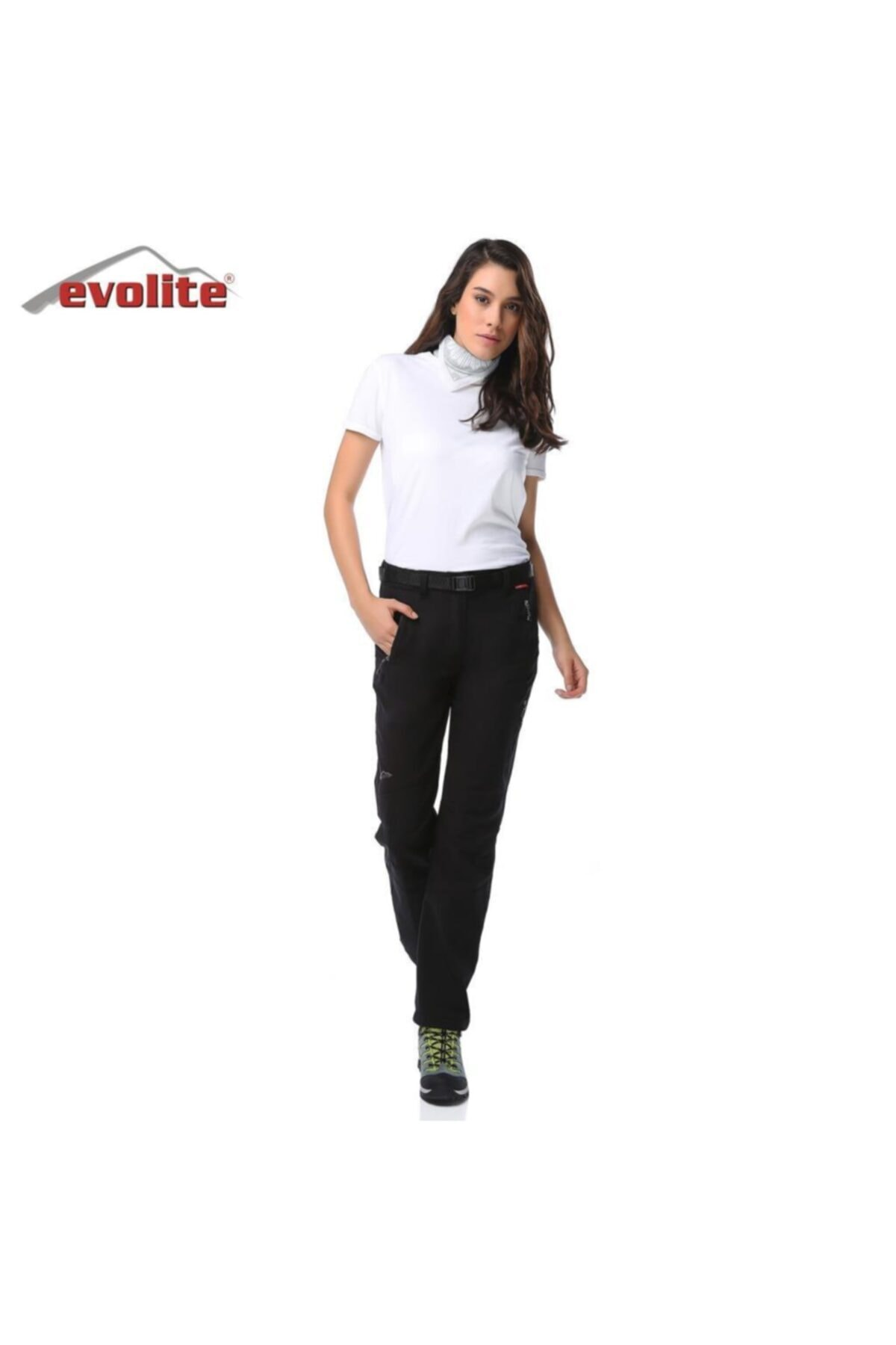 Evolite Point Softshell Bayan Pantolon 1