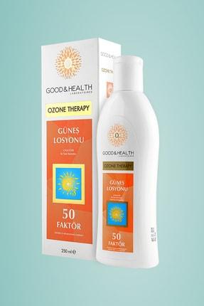 Good & Health Ozonlu Güneş Losyonu 50 Spf - 250 Ml