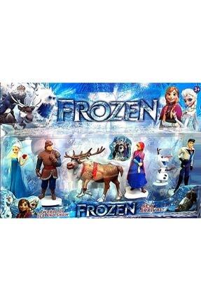 Disney Frozen Frozen Karlar Ülkesi Oyuncak Elsa Anna Sven Olaf Hans Kristof