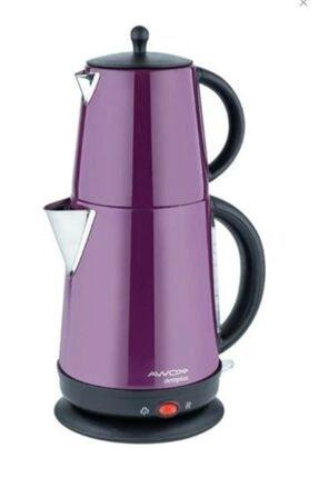 AWOX Demplus Çelik Çaycı Çay Makinesi