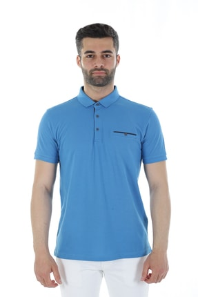 Diandor Polo Yaka Slim Fit Erkek Tişört V20 171964