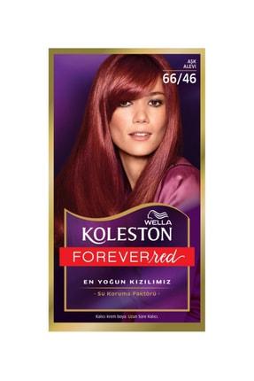 Wella Koleston Kit 66/46 Aşk Alevi Saç Boyası