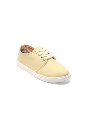 Prive Kadın Sarı Günlük Ayakkabı
