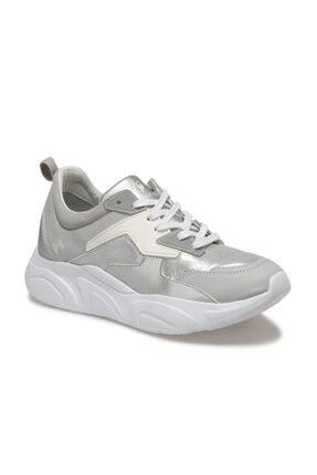 lumberjack Lemona Gümüş Kadın Sneaker Ayakkabı