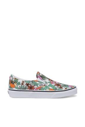 Vans UA CLASSIC SLIP-ON Çok Renkli Kadın Slip On Ayakkabı 100583586