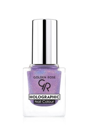 Golden Rose Oje - Holographic Nail Colour No: 05 8691190764050