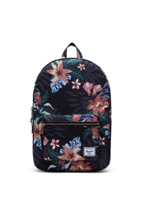 Herschel Supply Co. Herschel Settlement Mid-volume Summer Floral Black Sırt Çantası 10033-03566-os