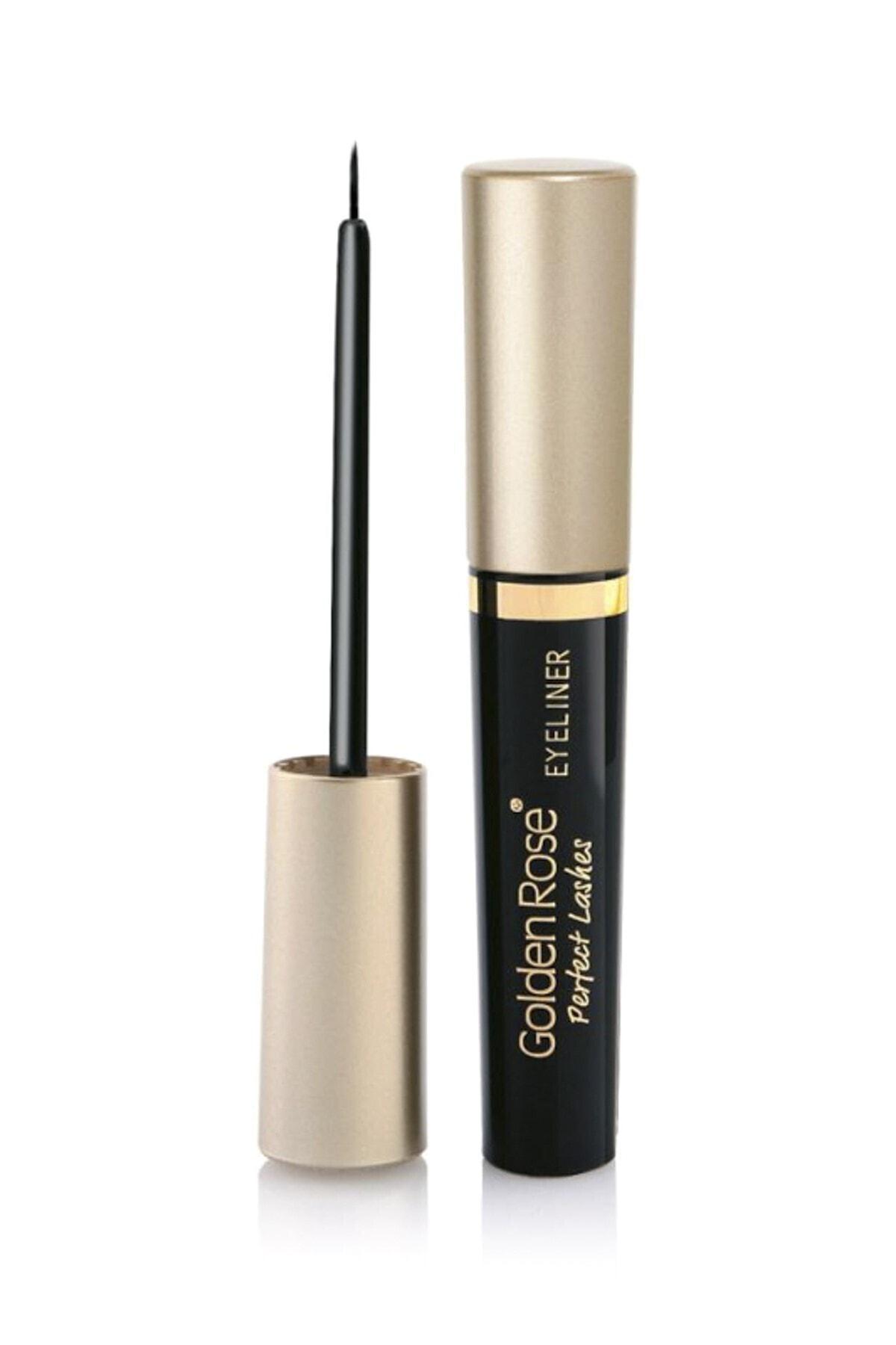 Golden Rose Siyah Eyeliner - Perfect Lashes Black Eyeliner 8691190066673 1