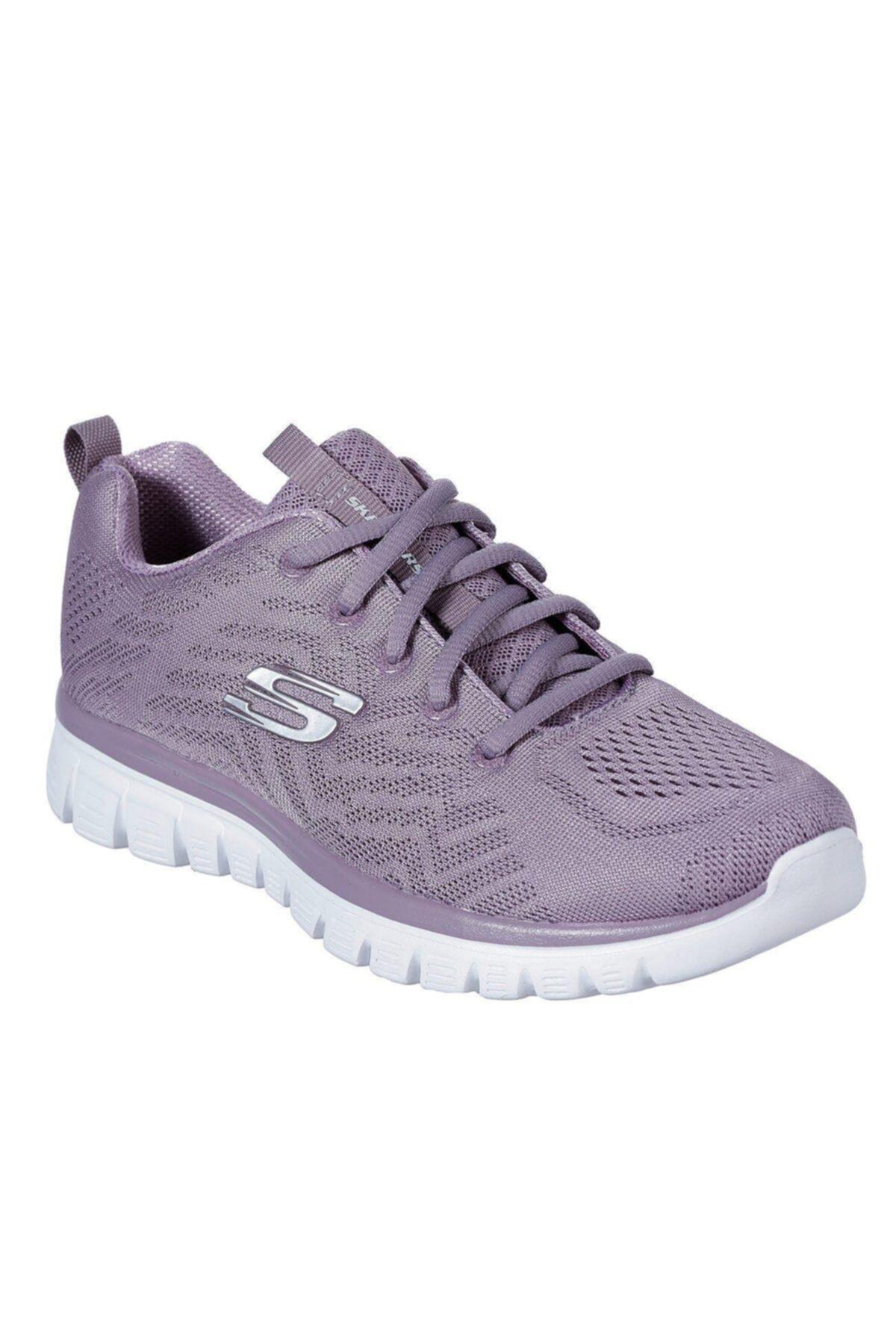 SKECHERS Graceful-get Connected Kadın Spor Ayakkabı 1