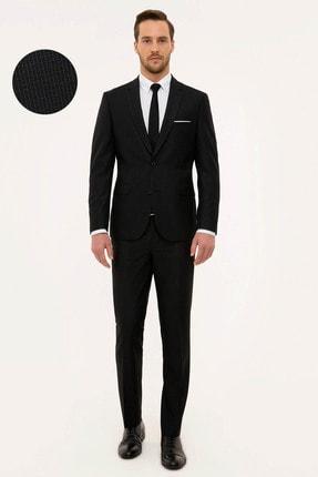 Pierre Cardin Erkek Koyu Lacivert Slim Fit Takım Elbise G021GL001.000.1153406