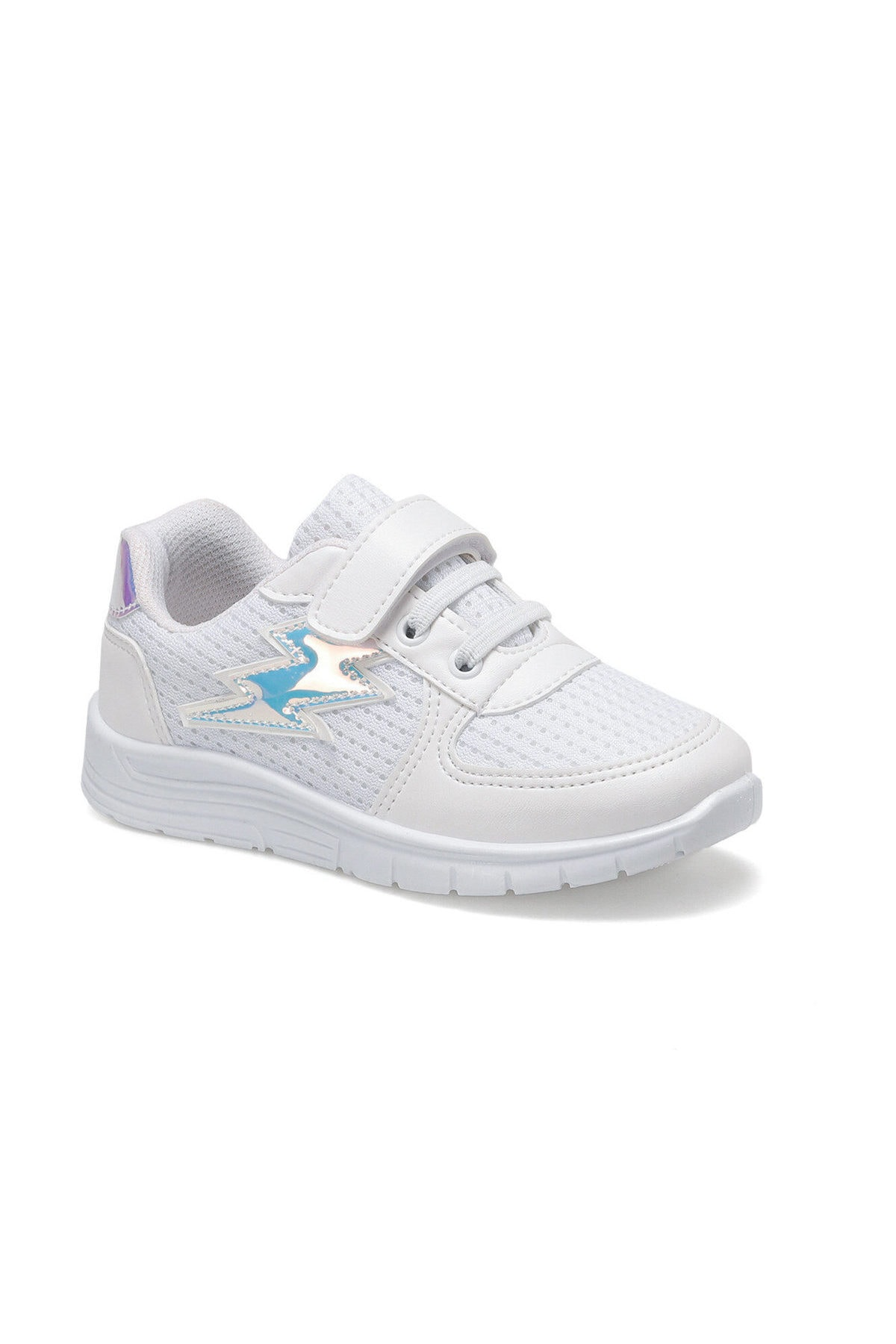 I COOL VANYA Beyaz Kız Çocuk Yürüyüş Ayakkabısı 100515483 1