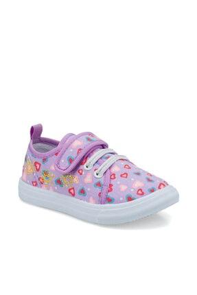 Polaris 512267.B Mor Kız Çocuk Sneaker Ayakkabı 100499222