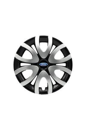Ford Jantest 15 Inc Kırılmaz Esnek 4 Adet Jant Kapağı