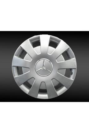MERCEDES Jantest Sprinter 16 Inc Kırılmaz Esnek 4 Adet Jant Kapağı
