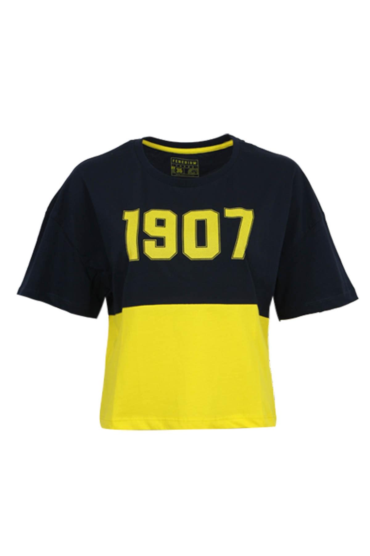 Fenerbahçe KADIN TREND 1907 TSHIRT 1