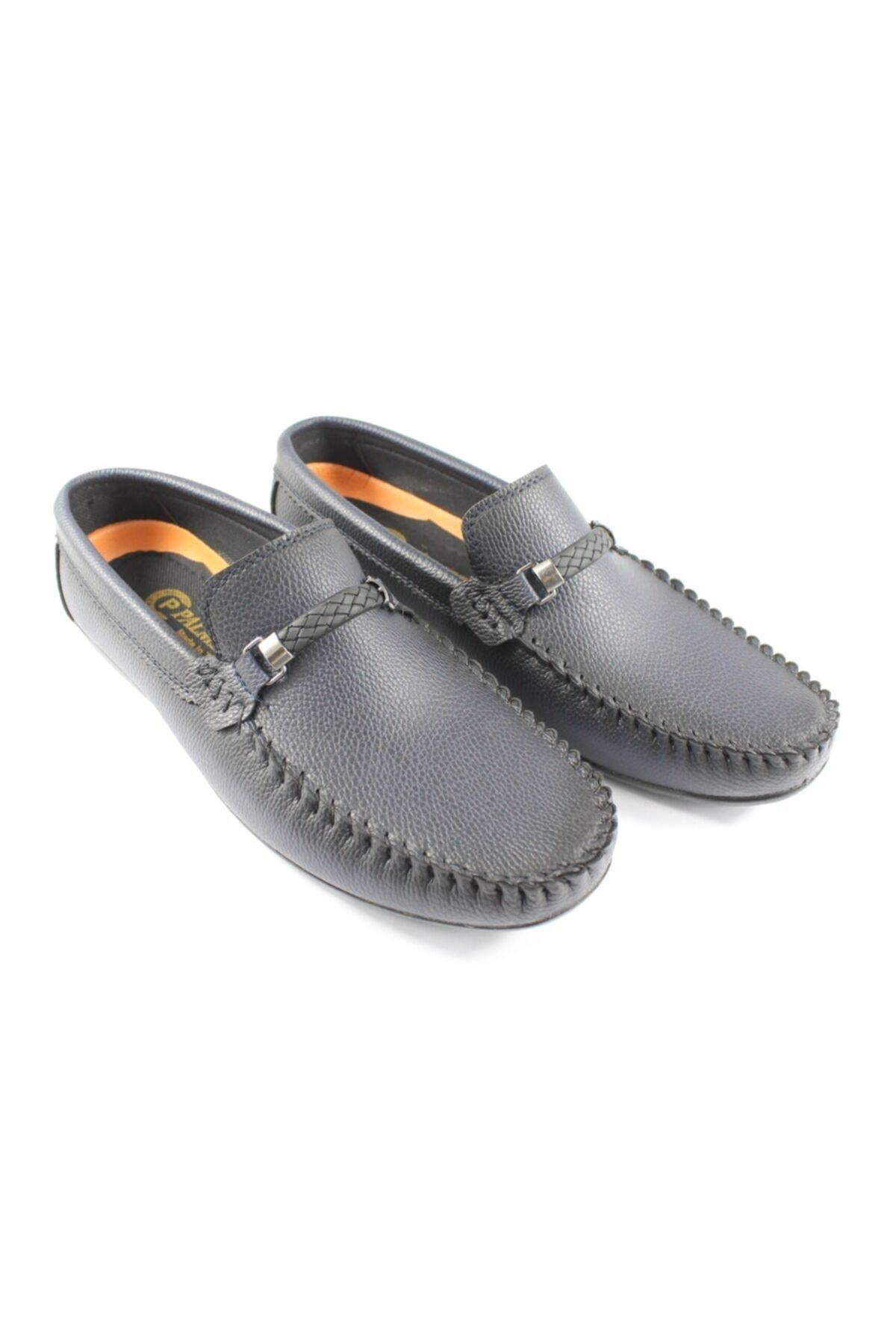 Palmera Lacivert Erkek Ayakkabı 2
