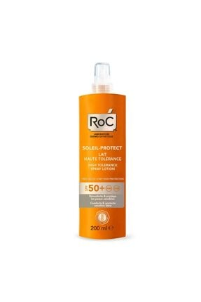 Roc Soleil Protexion Sensetive Hassas Ciltler İçin Güneş Korumalı Losyon SPF 50+ 200 ml