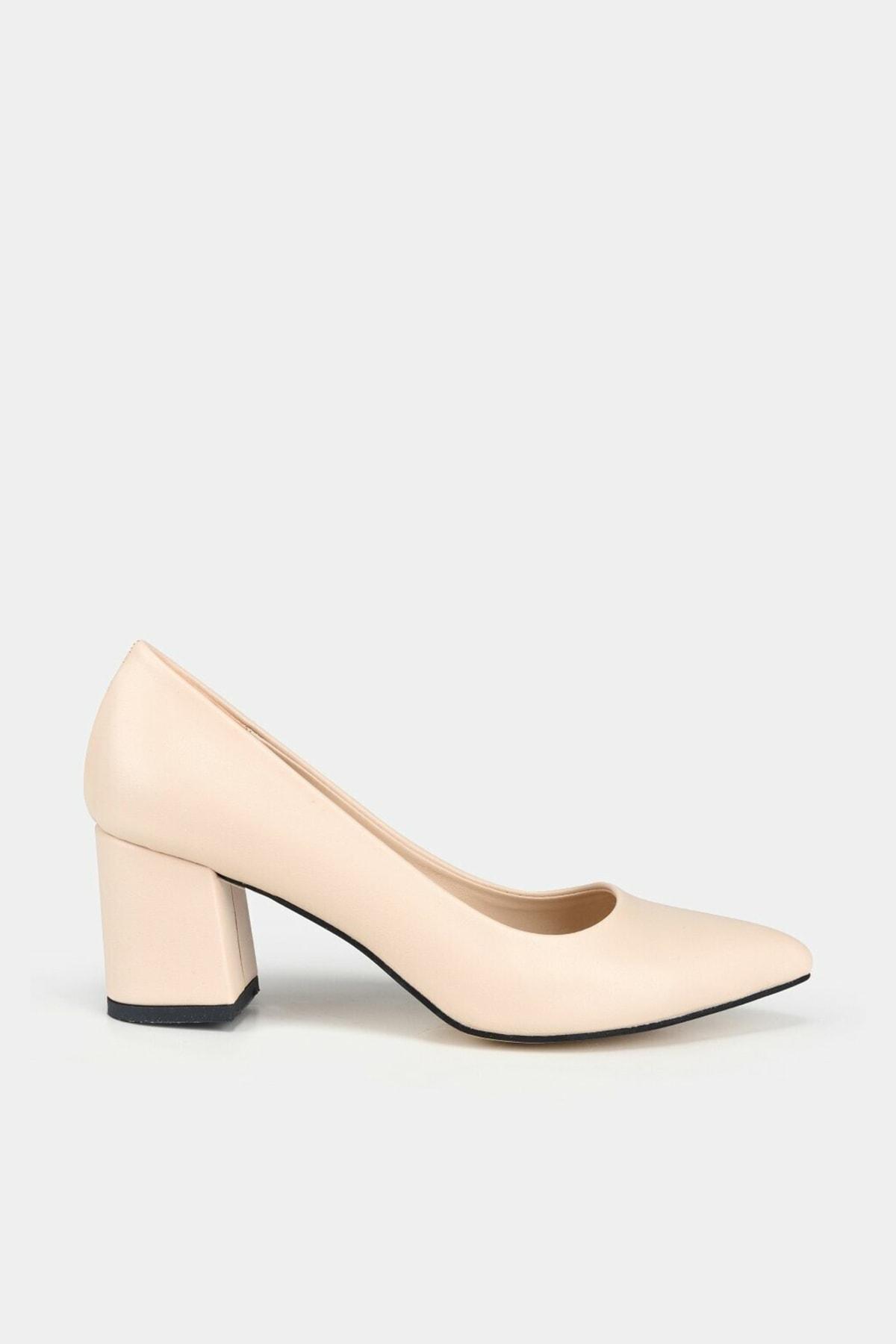 Hotiç Kemik Kadın Ayakkabı
