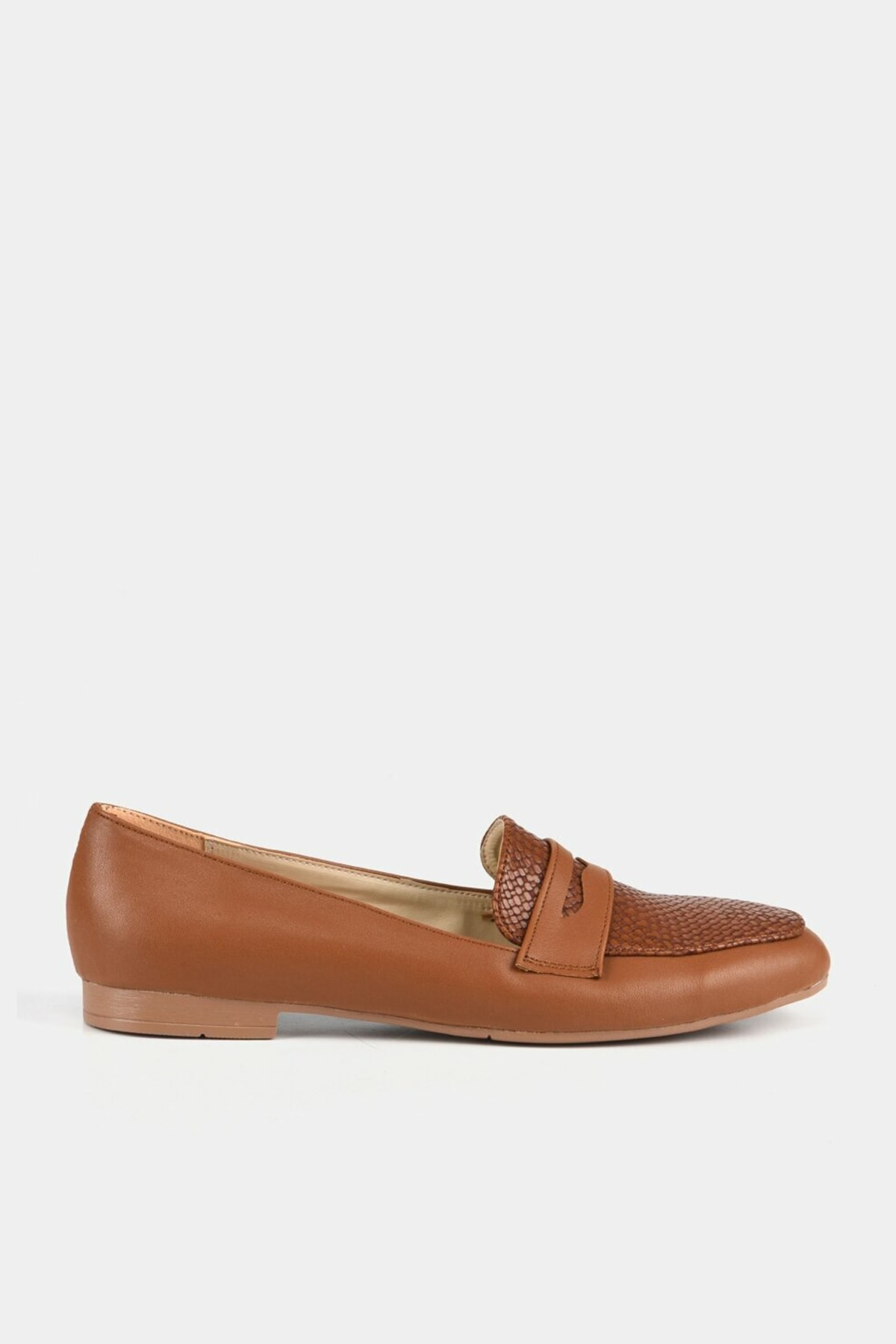 Hotiç Taba Kadın Ayakkabı