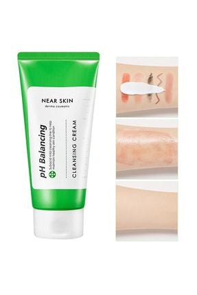 Missha pH Dengeleyici Makyaj Temizleme Kremi - Near Skin pH Balancing Cleansing Cream 170ml 8809530058077