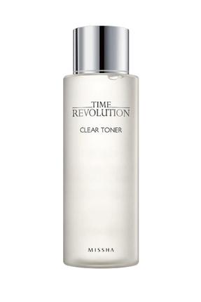 Missha Time Revolution Clear Toner