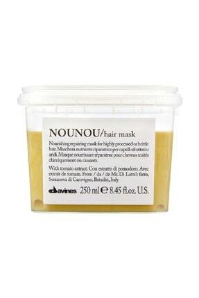 Davines Nounou Besleyici Ve Koruyucu Bakım Maskesi 250 ml