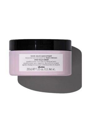 Davines Your Hair Assistant Prep Mild Cream Esneklik Verici Nemlendirici Krem 200 ml