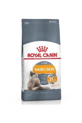 Royal Canin Fcn Hair&Skin Deri Ve Tüy Sağlığı İçin Yetişkin Kuru Kedi Maması - 4 kg