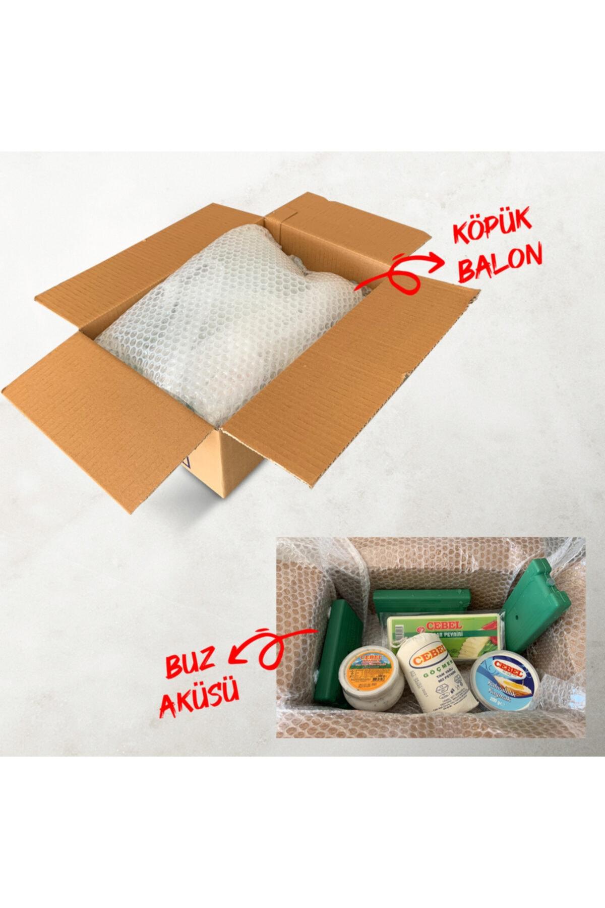Cebel 2li Fırsat Paketi 2 Adet Bez Tulum Peynir Eritme 700 Gr. 2