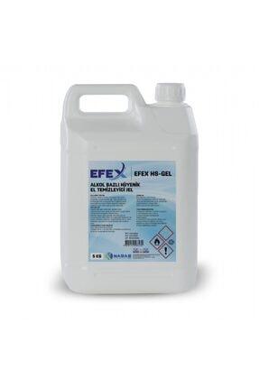Efex HS GEL (El Dezenfektanı Jel -%70 Alkol) 5kg