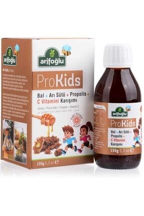 Arifoğlu ProKids Portakal Tadında C Vitaminli Ballı Propolis Karışımı - 150 g
