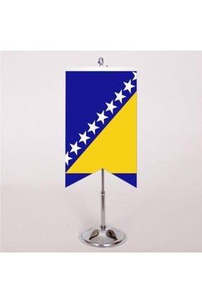 d&d plus Bosna Hersek Masa Bayrağı Desenli