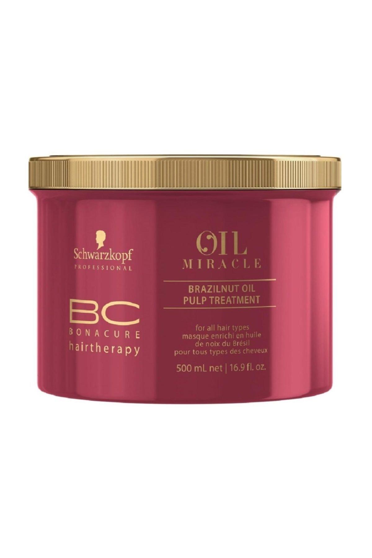 Bonacure Mucize Yağ Brazilnut Oil Kür Maske 500 ml 1