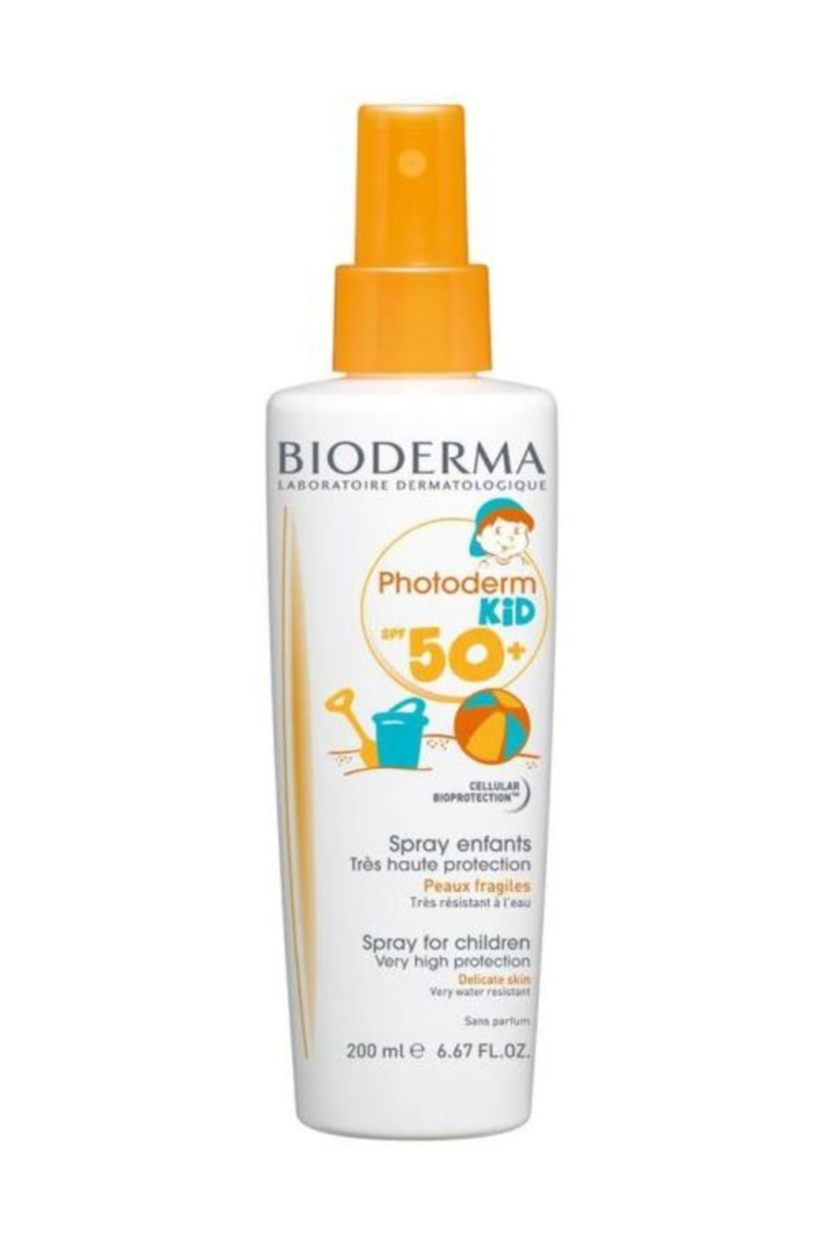 Bioderma Photoderm Kid SPF50+ Spray 200 ml 1