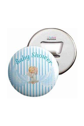 Parti Çocuk Baby Shower Magnet Açacak 10 Adet