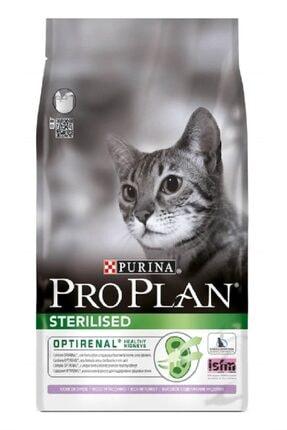 Proplan Kısırlaştırılmış Hindili Kuru Kedi Maması - 10 kg